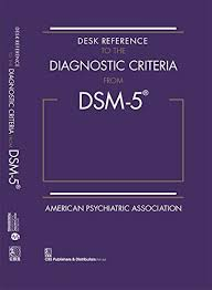 desk reference to the diagnostic criteria from dsm 5 spl edition