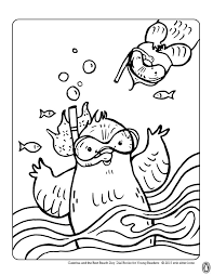 Print Out These CATERINA AND THE BEST BEACH DAY Coloring Pages And Activity Sheets For A Fun Filled Summer Adventure Right From The Comfort