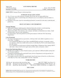 Retail Sales Sample Resume Template Best Consultant Example