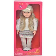 Fashion Flatsy Doll
