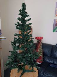 4 Ft Pre Lit Christmas Tree Asda by Asda Christmas Tree 5ft In Waterlooville Hampshire Gumtree