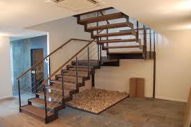 escalier quart tournant haut droit beau best escalier et palier