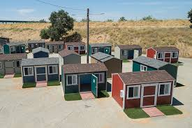 Tuff Shed Small Houses by Big Idea For A Small Space Tiny Houses For The Homeless