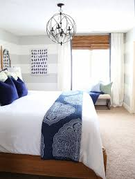 Bamboo Headboards For Beds by How To Design A Room You Love Linen Headboard Orb Chandelier