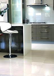 clean kitchen tile floors clean shiny tile floors with water