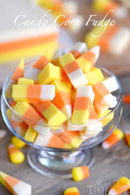 Rice Krispie Halloween Treats Candy Corn by 12 Halloween Recipes Inspired By Candy Corn