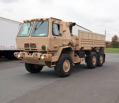 100 7 Ton Military Truck Family Of Medium Tactical Vehicles Wikipedia