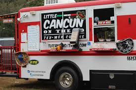 100 Food Trucks In Nashville Truck Friday Little Cancun On The Go