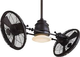 Twin Star Ii Dual Motor Ceiling Fan by Ceiling Inspiring Industrial Looking Ceiling Fans Warehouse Fans