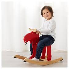 EKORRE - Rocking Moose, Red, Rubberwood Cute Girl With Pigtails Next To Red Rocking Chair In Sitting Room Stock Photo Dixie Seating Co 25 Magnolia Childrens Rocking Chair Child Cushions Brodie Floral Machine Washable Chelsea Rar White 1950s Vintage Mid Century Childs Toddler Sitting In Red With Teddy Bear Stock Photo Kiddie Rocker Set Junior Wooden Infant Mrsapocom Darling Painted Us 456 28 Offdoll Accsories Mini For Dollhouse Classic Model Toys Children Color Chairin