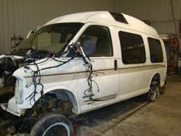 1999 GMC 1500 Savanna Conversion Van Parting Out
