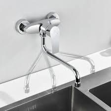armaturen homelody wandmontage wasserhahn küchenarmatur