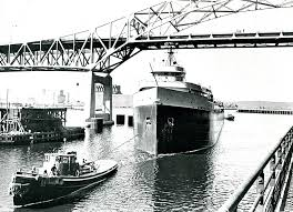 Edmund Fitzgerald Sinking Location by The Wreck Of The Edmund Fitzgerald 1975 U2013 News Tribune Attic