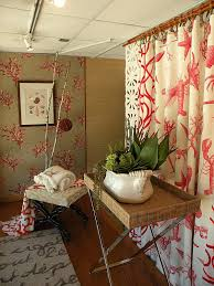 Red And Taupe Living Room Ideas by Decorating With Shades Of Coral
