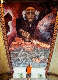 David Alfaro Siqueiros Murales Bellas Artes by 10 Obras De Arte Para Recordar A José Clemente Orozco Playbuzz