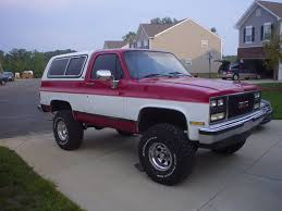 Photos Of 1987 GMC Jimmy - Yahoo Image Search Results | 1987 GMC ... 67 72 Gmc Jimmy 4wd Nostalgic Commercial Ads Pinterest Gm 1976 High Sierra Live Learn Laugh At Yourself Gmc Truck 1995 Favorite Image 5 Autostrach 1985 Transmission Swap Bm 700r4 Truckin 1955 100 The Rat Hot Rod Network Car Brochures 1983 Chevrolet And 1999 Lifted 4x4 Solid Axle Offroad Crawler Trail Mud 1991 Sle Id 12877 Jimmy Bos0007a Aa Cater 1969 K5 Blazer Jacked Up Youtube 1987 Overview Cargurus