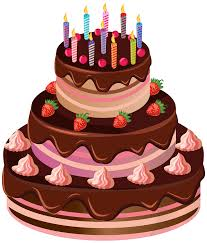 View full size Cake birthday PNG