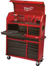 Milwaukee Tool United Kingdom Power by Tool Storage 46 In Steel Storage Chest And Cabinet Utility