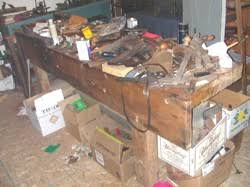 traditional workbench woodworking plans and information at