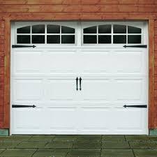 Garage Door Hardware Kit Grounbreaking Suitable Representation Crown Metalworks Traditional Decorative Black