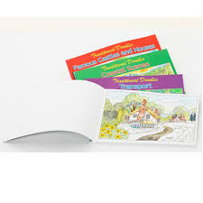 Picture Of Doodles Painting Books For Adults Set 4