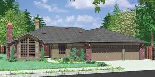 One Level Home Floor Plans Colors Single Level House Plans Empty Nester House Plans House Plans