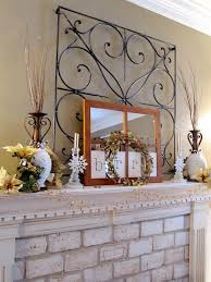 Pier 1 Halloween Mantel Scarf by 10 Ways To Decorate Your Home For Winter Hgtv U0027s Decorating