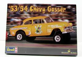This 53/54 Chevy Gasser Plastic Model Kit Is Made By Revell In 1/25 ... Resin Model Semi Truck Kits Best Resource Gmc The Crittden Automotive Library Pin By Tim On Trucks Pinterest Plastic Promo 1959 Chevrolet Blue Fleetside Pickup Toy Rare Revell 125 07412 Peterbilt 359 Kit From Kh 124 W Snow Plow 857222 Up Scale Italeri 3825 Us Wrecker New Cheap Trucks Find Intertional Harvester Scale Model Truck Cars Jim Wallace Car Hobbydb Ballzanos Hobby Warehouse