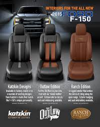 100 Custom Seat Covers For Trucks Leather Interior Options For The NEW D F150 Made By