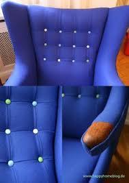 Vintage Hans Wegner Papa Bear Chair by Hans Wegner Papa Bear In Magenta Material Possessions Registry