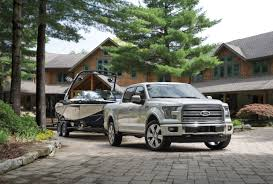 100 High Trucks Ford Launches End F150 Limited Pickup Truck Fortune