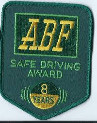 ABF TRUCK DRIVER Patch