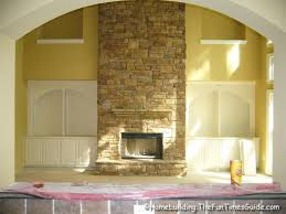 Living Room With Fireplace And Bookshelves by Built In Bookshelves Add A Quality Touch To Custom Homes A Photo