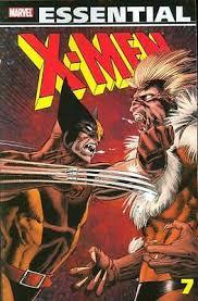 Marvel Essential X Men Volume 7 TPB New Unread