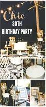 Pink White And Gold Birthday Decorations by 11 Things The Cutest Parties Always Have Birthdays Diy Party