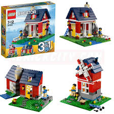 100 Small Lego House 31009 Cottage I Brick City