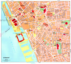 Where Did The Lusitania Sunk Map by 12 Top Rated Tourist Attractions In Liverpool Planetware
