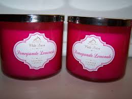 2 White Barn Pomegranate Lemonade 3 Wick And 39 Similar Items Bath Body Works Find Offers Online And Compare Prices At 19 Best I Love Images On Pinterest Body White Barn Thanksgiving Collection 2015 No2 Chestnut Clove 13 Oz Mini Winter Candle Picks Favorite Scented 3 Wick 145oz 145 3wick Candles Co Wreath Test 36 Works Review Frenzy