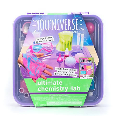 Horizon Group USA YOUniverse Chemistry Lab Toy