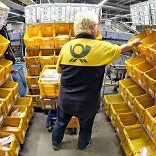Postkare A4 Überformat Mailing Für DHL In Nohra Lettershop