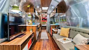 100 Antique Airstream Vintage That Once Rode The Rails Sells For 200