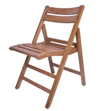 Plantex Space Saver Teakwood Folding Chair/Outdoor Chair ...
