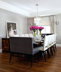12 Seat Dining Room Table Transitional With A Low Wooden For White