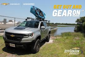 100 Truck Accessories Chevrolet Testing Out A Colorado ZR2 With GearOn Jeff