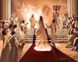 Esta Imagen Me Llamo La Attencion Y Es Futura Promesa De Iglesia Una Santa Que Recibida Por Cristo Cuanto Anhelo Ese Momento