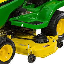 John Deere 48c Mower Deck Manual by X500 Select Series Lawn Tractor X580 54 In Deck John Deere Us