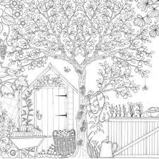 Grown UpsAwesome Secret Gardens Coloring Pages Garden Decor Book And For