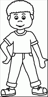 Unbelievable Boy Coloring Page Wecoloringpage With Pages And Beast