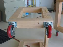 Wooden Work Bench On Wheels Pdf Woodworking