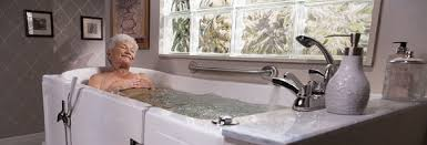 Kohler Bathtubs For Seniors by What To Consider When Choosing A Walk In Bathtub Huffpost